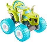 Die-cast Blaze and the Monster machines vehicles Collect your friends from axle city Each sold separately and subject to availability