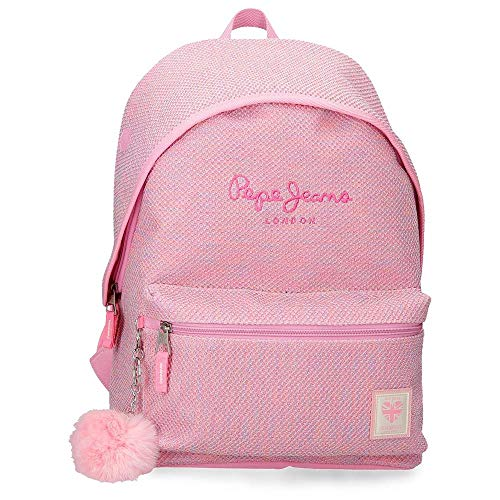 Mochila Pepe Jeans Rose Adaptable