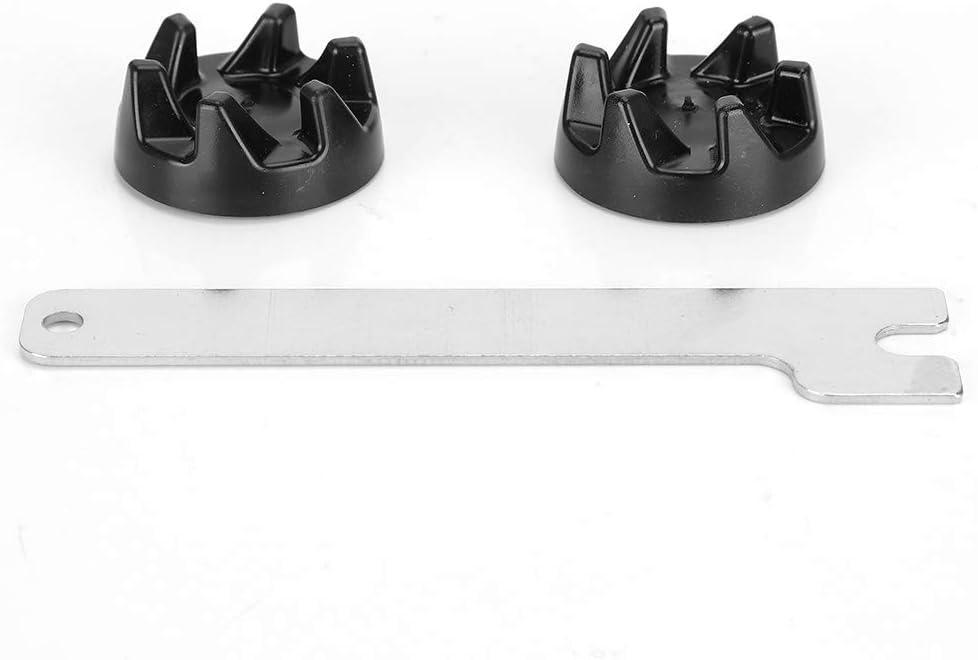 Acoplador de licuadora, accesorios de repuesto de embrague de licuadora roscado con ajuste de llave para licuadora WP9704230VP