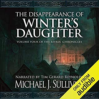 The Disappearance of Winter's Daughter Titelbild