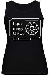 graphke I Got Many GPUs Crypto Miner Unisex Crew Neck Sweatshirt