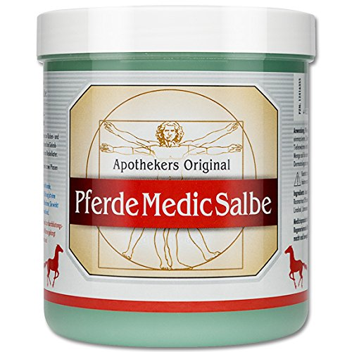 Apothekers PFERDEMEDICSALBE Apothekers Original Dose - 600 ml Gel 12416355