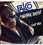 Maschine brennt - Falco - Single 7