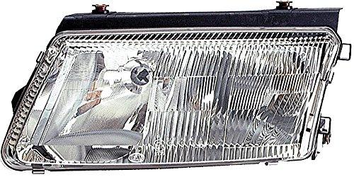 HELLA 1AF 007 620-061 Doppelscheinwerfer/FF/Halogen-Hauptscheinwerfer - rechts
