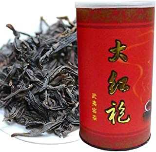 Strong-flavor Da Hong Pao Oolong Tea Big Red Robe Tea Wuyi Rock Tea China Tea (400g(200g*2))