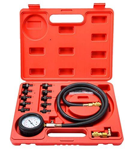 DASBET - Set di Tester diagnostico per la Pressione dell'olio del Motore