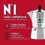 Zoom IMG-1 bialetti moka express caffettiera in