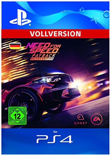 Need for Speed: Payback - Deluxe Edition   PS4 Download Code - deutsches Konto