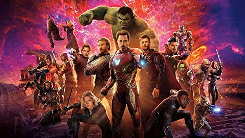 Avengers Wallpaper Iron Man Spiderman Thor Photo Wallpaper Custom 3D Wall Papers Infinity War Mural Kids Boy Bedroom Cartoon