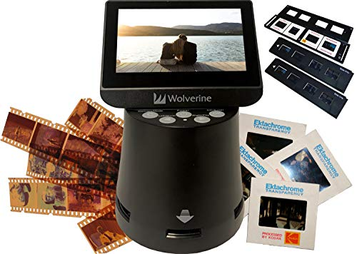 Wolverine Titan 8-in-1 20MP High Resolution Film...