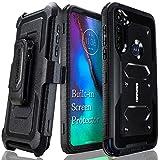 Moto G Power, Motorola G Power Case, COVRWARE [ Aegis