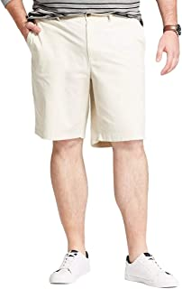 "Goodfellow & Co Men's Big & Tall 10.5"" Linden Flat Front Chino Shorts"