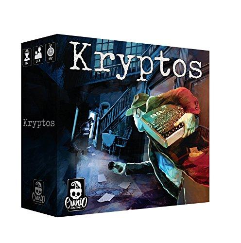 Cranio Creations CC078–KRYPTOS (Skulptur)