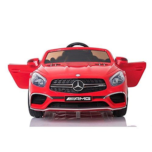 Babycoches Mercedes SL65 Rojo