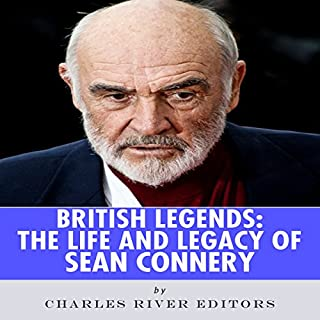 British Legends: The Life and Legacy of Sean Connery cover art
