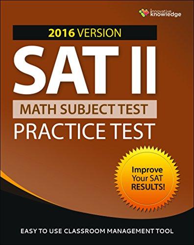 アメリカ大学受験SAT数学Level2の模擬テスト [オンラインコード]