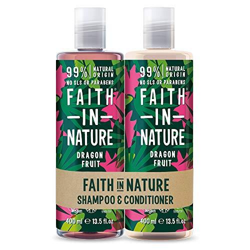 Dragon Fruit Banded Shampoo & Conditioner