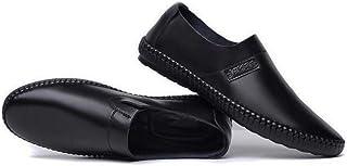 GETS(ゲッツ) ビジネスシューズ メンズ 紳士靴 ロングノーズ 革靴 ウォーキング 高級靴 PUレザー 合皮 通勤 就活 普段 ビジネス 外回り 出張 旅行 宴会 飲み会