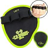 Power Grips/Palm-Grip/Ideal für Bodybuilding & Kraftsport/CP Sports Griffpads, Powerpad,...