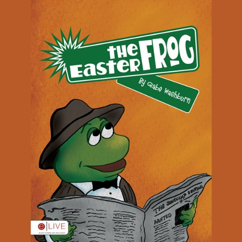 The Easter Frog cover art