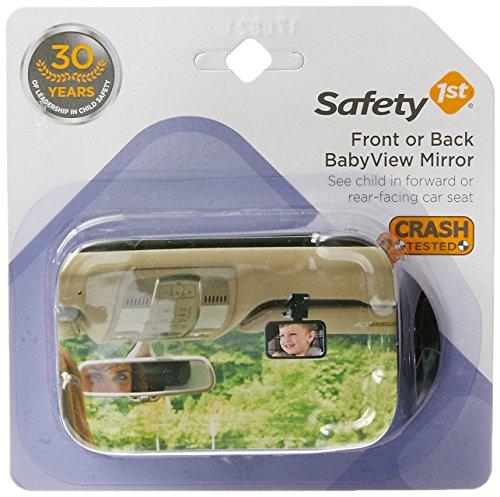 Espelho Interno para Auto - Safety 1st, Preto, Tamanho Único