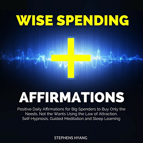 Wise Spending Affirmations cover art
