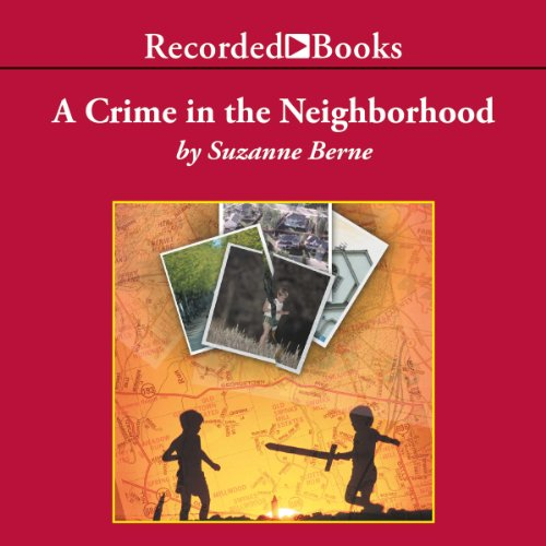 A Crime in the Neighborhood audiobook cover art
