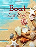 Boat Log Book: Boat record journal⎪Boating excursion notebook record⎪Spending ledger⎪Maintenance Record⎪Boat information log book⎪8,5 x 11 pouces⎪Glossy cover