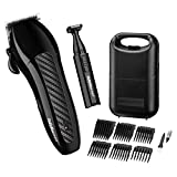 BaByliss Carbon Titanium Hair Clipper and Trimmer Set