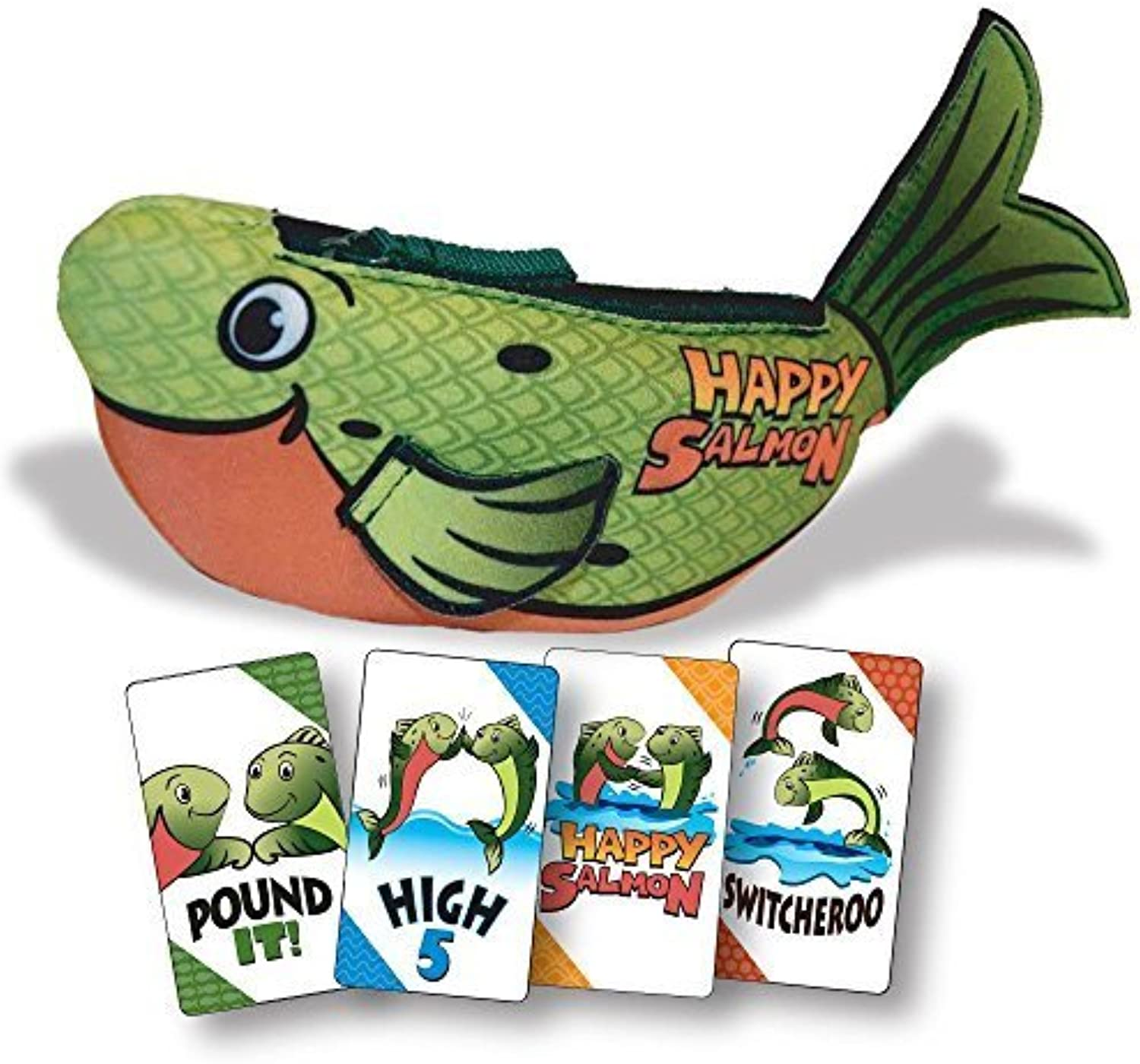 Happy Salmon Game - Card Game by North Star Games (600) by North Star Games