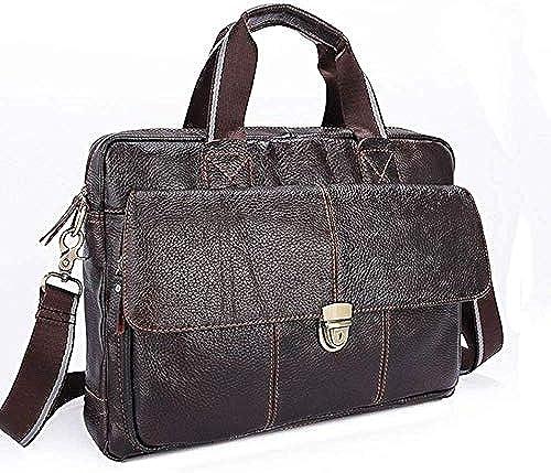 Briefcase Home Herren Tasche Casual Business Herrenhandtasche Aktentasche Laptoptasche