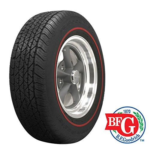 Coker Tire 530290 BFG Redline Radial 205/70R14