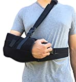 Alpha Medical Arm Sling, Shoulder Immobilizer with Abduction...