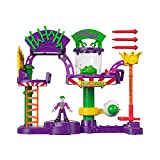 Fisher-Price IMAGINEXT DC Super Friends The Joker Laff Factory, Multi Color, Model:GBL26