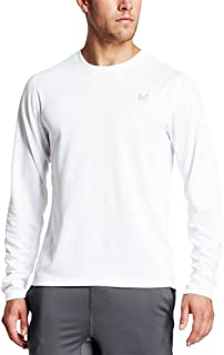 Mission Mens Mission Men's vaporactive Alpha Long Sleeve Shirt MISFA17M030-P
