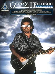 George harrison anthology guitare