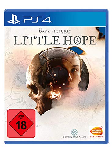 The Dark Pictures: Little Hope - [PlayStation 4]