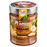 confiture banane m'amour 325g antilles