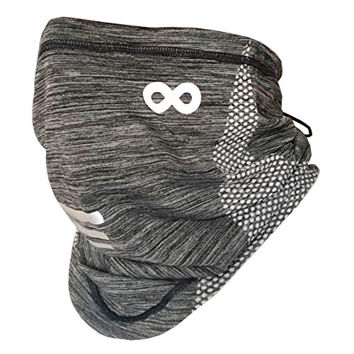 Neck Warmer Outdoor Sports Windproof DustFree Walking Cycling Skiing Running Motorcycle Gaiter Mask for Men amp Women