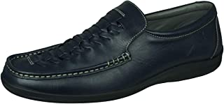 Sledgers Gregory Loafer Mens Slip on Leather Shoes