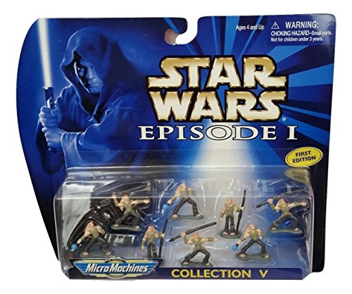 Star Wars Episode 1 – Micro Machines 66505 – Collection V