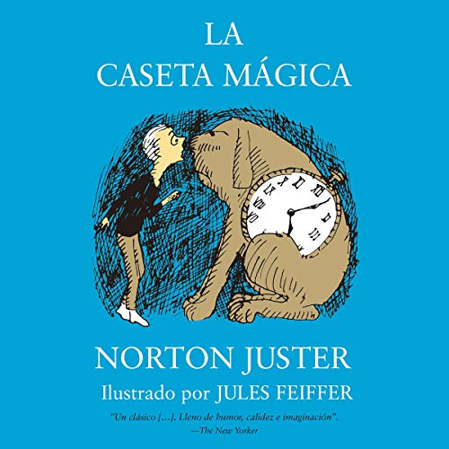 Page de couverture de La caseta mágica [The Phantom Tollbooth]