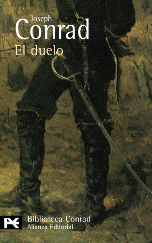 El duelo (El libro de bolsillo - Bibliotecas de autor - Biblioteca Conrad)
