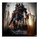 Juegos de Puzzles for Adultos y for niños, Animado de Transformers Optimus Prime Puzzles, 300 ~ 1000 Piezas en Caja Juguetes Arte del Juego P05/25 ( Color : B , Size : 500pc )