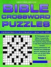 Best biblical book crossword clue Reviews