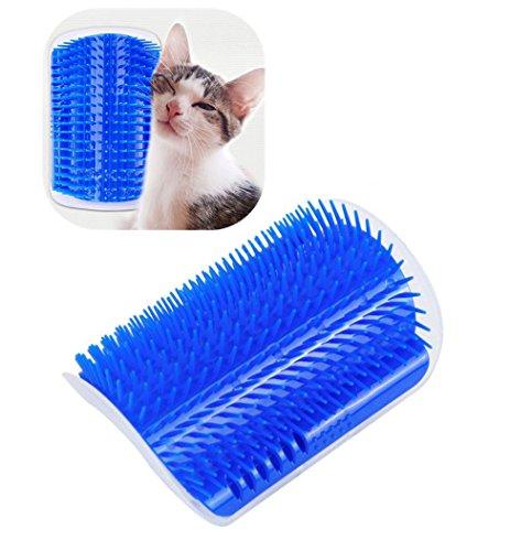 JCTT - Cepillo de Masaje para Mascotas con Cepillo de Gato para ...