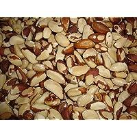 Dorimed - Nueces de Brasil, sin cáscara, enteras, naturales, crudas 500g,