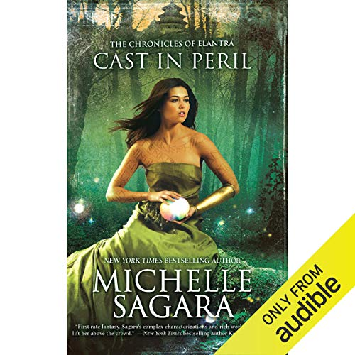 Cast in Peril audiobook cover art