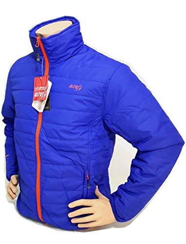 Veste thermique extérieur *chaud, léger (400 g), comprimable, unterziehjacke thermolite matelassé m l/xL/xXL (bleu) Bleu L