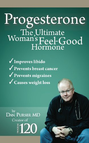Progesterone the Ultimate Women's Feel Good Hormone: Guide to Natural Treatment of PMS, Migraines, Headache, Endometriosis, Menopause, Weight Loss, Depression ... Your Life and Body Healthy (English Edition)